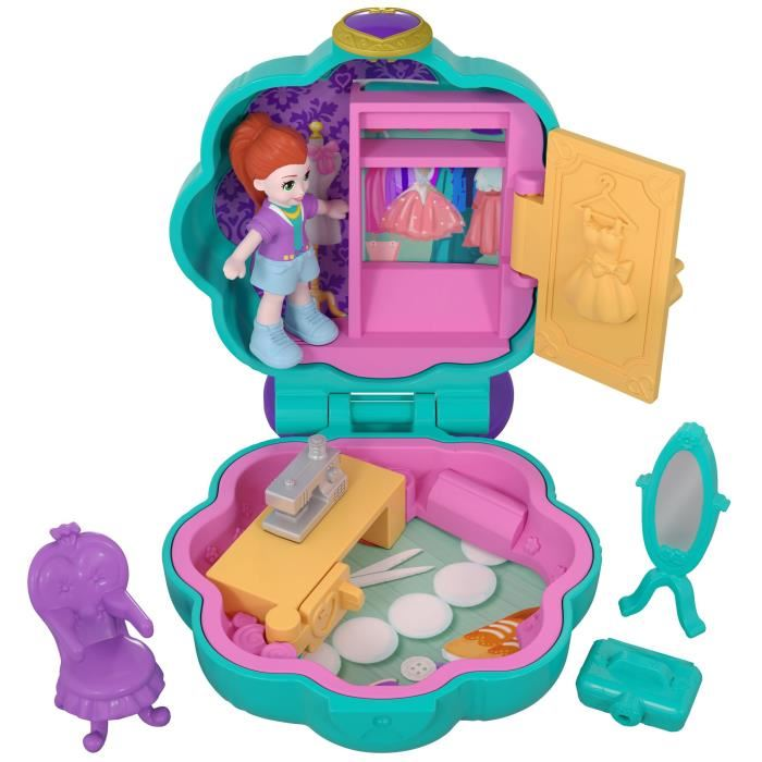 Polly Pocket Le Dressing De Lila
